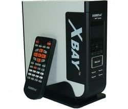 """Sigmatek XBAY 1530 Boîtier pour Disque dur Multimédia 3,5"""" Ide Sortie HD Télécommande"""