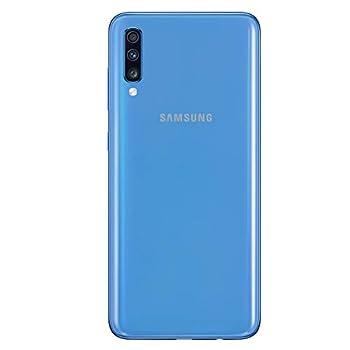 Samsung Galaxy A70 - Smartphone 4G (6,7'' - 128GO - 6 GO RAM) -  BLUE - Version Spain