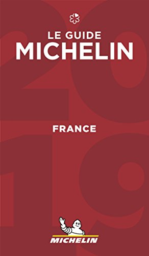 Le guide MICHELIN France 2018 par Michelin