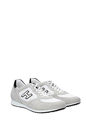 HXM2050U670C5B2ABP Hogan Sneakers Homme Chamois Gris Gris