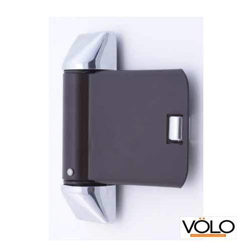 Volo Helix Steel Door Closer for Residential/Commercial Purpose for Light Weight/PVC Doors, Large