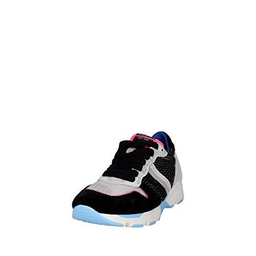 Serafini PE16SAN15 Sneakers Donna Grigio/Nero