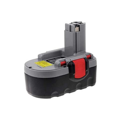 Batterie pour Bosch Perceuse Visseuse GSR 18VE-2 O-Pack Li-ION Chargeur INCL, 18V, Li-ION [ Batterie Outil électroportatif ]
