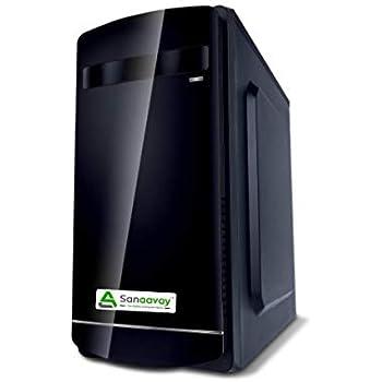 Sanaavay PUBG Gaming PC - Intel core i5 3rd Gen, 2GB GT 1030 Nvidia Graphic  Card, 8GB Ram, 120GB SSD, 500GB Hard Disk, Windows 10 pro, WiFi (PUBG