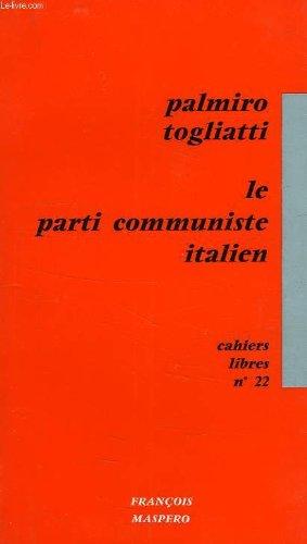 Le parti communiste italien