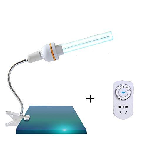 UV-Desinfektions-Lampe 30W keimtötende Lichter-Luftreinigungs-Lampe antibakterielle Rate 100% Haushalt Kindergarten Indoor