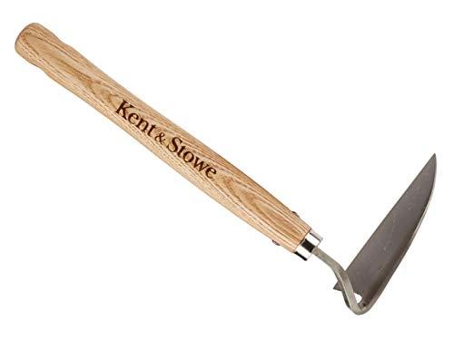 Kent & Stowe Handrasierer, Edelstahl, FSC®