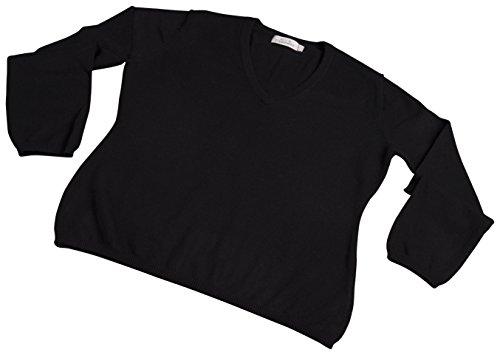 H&S Cashmere 281428722725M Pullover, H&S Damen M schwarz gebraucht kaufen  Wird an jeden Ort in Deutschland