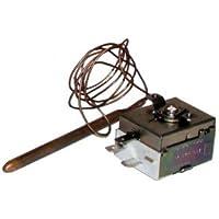 Termostato acqua di sicurezza a bulbo, capillare e a riarmo manuale - Tipo 94