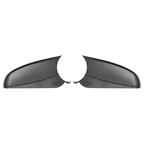 1 Paar Außenspiegel-Abdeckung, untere Unterseite, Halterung für Seitenspiegel, für Opel Astra H MK5 04-17