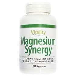 Magnesium Synergy, 120 Kapseln