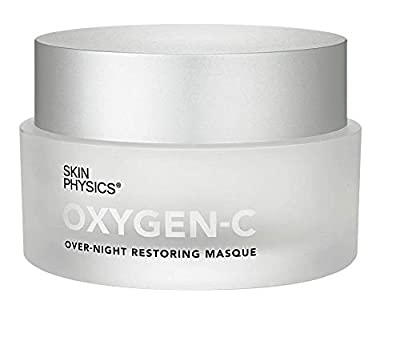 OXYGEN-C Overnight Restoring & Contour Cream Firms, Tones, Lifts, Contours, Fights Wrinkles, Rough, Uneven, Dull Complexion, Dark Spots, Redness & Sagging Face/Neck For Youthful Skin 50ml/1.8Fl.Oz
