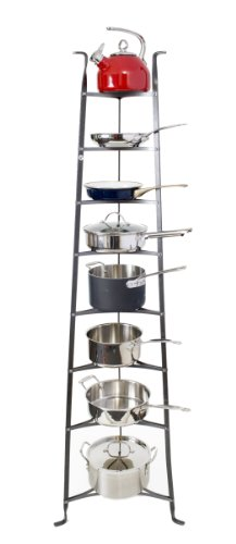 enclume-hammered-steel-8-tier-cookware-stand-knock-down