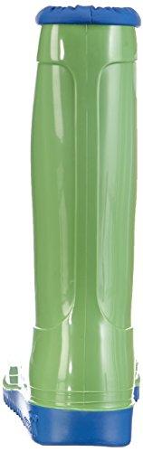 Romika Kadett, Bottes Adulte Mixte Vert (lime-blau 646)