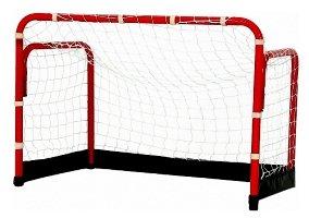 Original FunHockey - 1 Tor, faltbar stabiles, auch für andere Sportarten einsetzbares 1.Tor, Maße: 90 x 60 x 42 cm