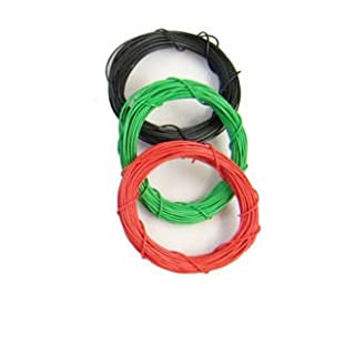 Gaugemaster GM-GM10 10 m Red/Black/Green Wire (Multi-Pack)