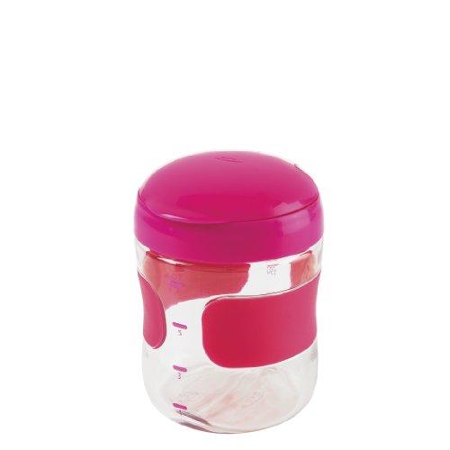 OXO 6129600 Tasse à goûter 200ml Rose