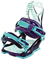 Fixation De Snowboard Femme Head Nx Fay V Df