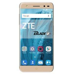 ZTE Blade V7 Lite Smartphone (12,7 cm (5 Zoll) Display, 13 Megapixel Kamera, 16 GB Speicher) Gold