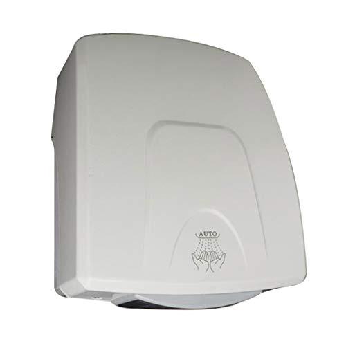 GCHOME Handtrockner, Küche Badezimmer WC Automatische Induktion Schnelle Händetrockner