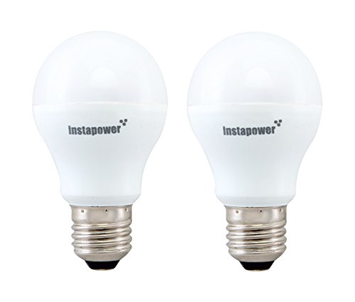 Instapower Base E27 3-Watt LED Bulb (Cool Day Light and Pack of 2)