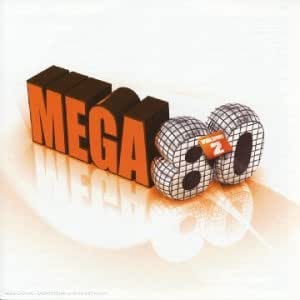 Coffret 2 CD - Mega 80
