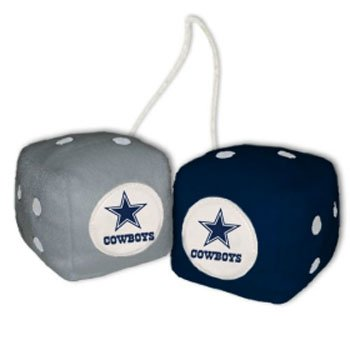 NFL Fuzzy Dice, Jungen, Dallas Cowboys