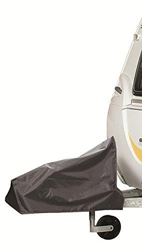 Streetwize swhc1Universal nailon para enganche de caravana, color gris