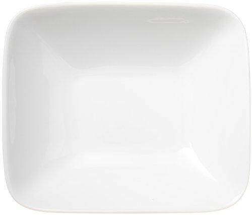 Tognana piatto-Plaza 19 x 16 centimetri Soup Bianco