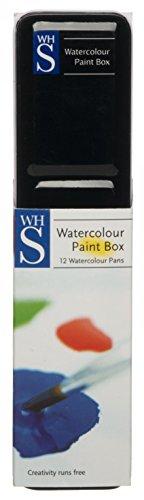 Whsmith Watercolour Paint box