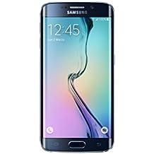 Samsung G925 Galaxy S6 edge Smartphone, 64 GB, Nero [Italia]