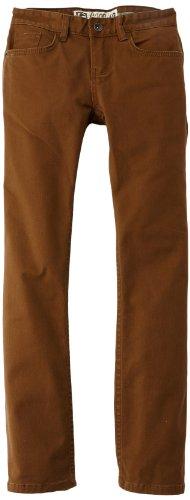 Globe Goodstock - Jeans da ragazzo, Marrone (Caramella mou), 14 anni (FR: 14A)