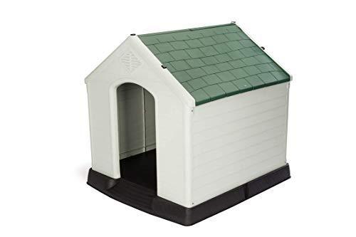Imagen de Casa de Perros Para Jardín Kovyx Outdoor Amazon Es por menos de 70 euros.