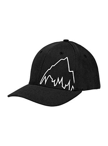 Burton Mountain Slidestyle Kappe True Black