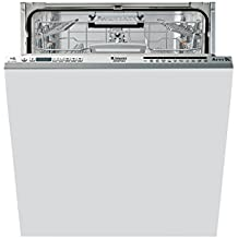 Hotpoint LTF 11M132 C EU Fully built-in 14place settings A+++ dishwasher - Dishwashers (Fully built-in, Stainless steel, 14 place settings, 42 dB, A, Delicate, Economy, Intensive, Night, Normal, Quick)