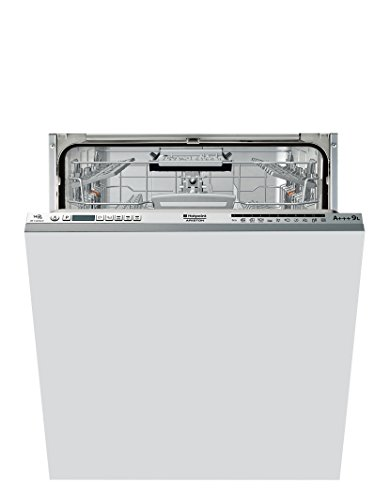 Hotpoint LTF 11M132 C EU Fully built-in 14place settings A+++ dishwasher - Dishwashers (Fully built-in, Stainless steel, 14 place settings, 42 dB, A, Delicate, Economy, Intensive, Night, Normal,...