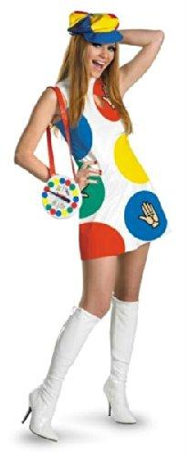 Twister Sassy Female 4-6 (Spiel Twister Kostüme)