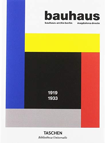 Bauhaus par  Magdalena Droste
