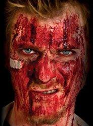 Halloween Horror FX Spezial MakeUp Wundschorf Schminke
