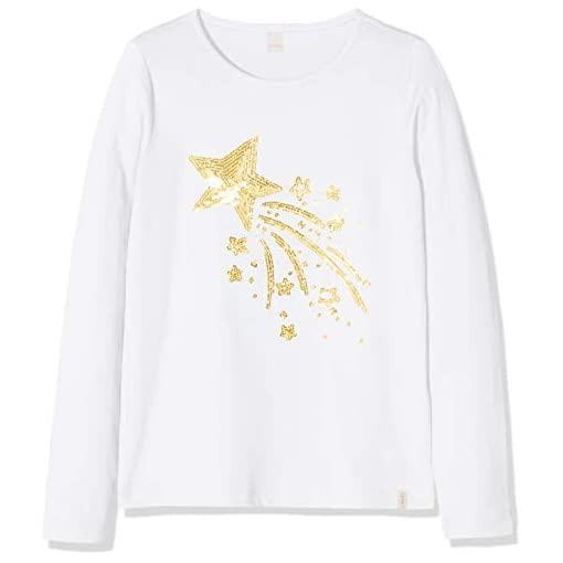 ESPRIT-Girls-T-Shirt-Ls-Long-Sleeve-Top