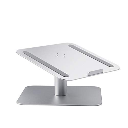 YEXIN Laptop Notebook Ständer, Laptop Riser: [360-Rotating] Desktop Holder Kompatibel mit Apple MacBook, Air-, Pro-, Dell XPS-, HP-, Samsung- und Lenovo-Notebooks Weitere 10- bis 17-Zoll-Notebooks