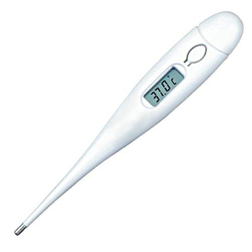 Digital LCD Thermometer Temperatur Sonde für Baby Infant Kind Unterarm Oral