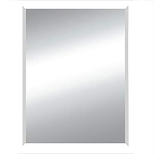 Spiegel An der Wand befestigte Eitelkeits Rechteck-Frameless Badezimmer abgeschrägte Kante mit Wand-hängenden Befestigungs-Hardware für Badezimmer-Waschraum (3 Größe) -