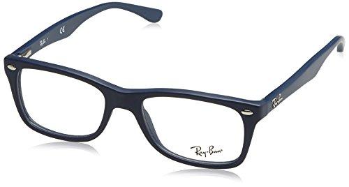 Rayban Damen Brillengestell RX5228, Blau (Sand Blue), 53