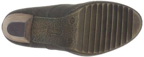 Rieker 91610-45, Scarpe col tacco donna Grigio (Grau (nubia 45))