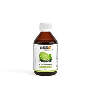 SpeedBoost – zuckerfreies Getränkekonzentrat | Limette-Minze (250 ml)