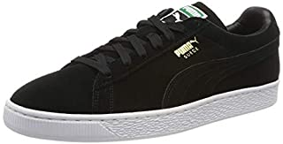 Puma - Suede Classic+ - Baskets mode - Mixte Adulte - Noir (Black/Gold/White 87) - 43 EU (B00GY8OFDA) | Amazon price tracker / tracking, Amazon price history charts, Amazon price watches, Amazon price drop alerts