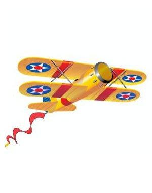 Preisvergleich Produktbild 3D Nylon Fantasy Kite–Flugzeug–Brainstorm Produkte