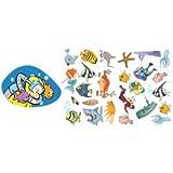 Didicar diver stickers