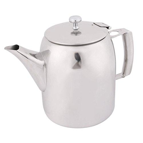 Accueil Café métal liquide à base thé eau Pot électrique bouteille 1.6L Ton Argenté